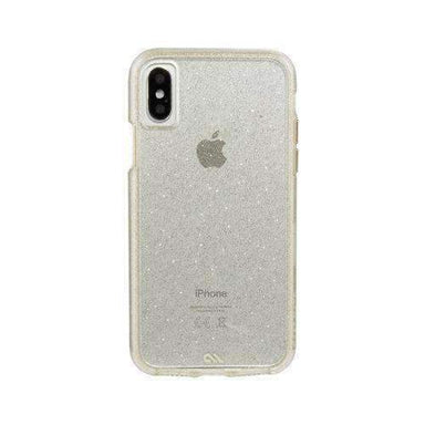 CaseMate - Sheer Glam for iPhone XS/X / ケース - FOX STORE