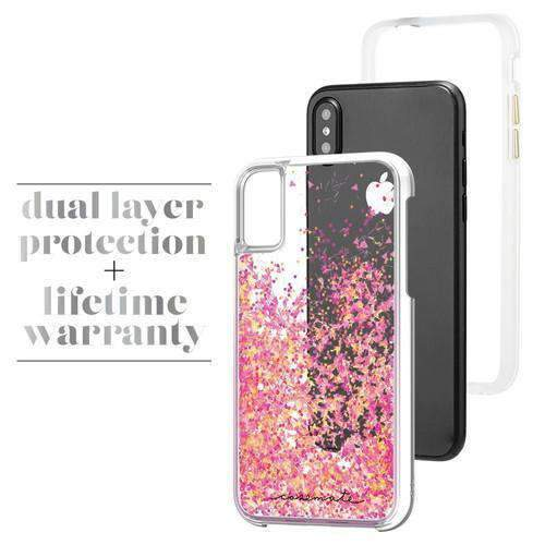 CaseMate - Waterfall for iPhone XS/X / ケース - FOX STORE