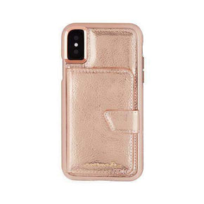 CaseMate - Compact Mirror Case for iPhone XS/X - caseplay