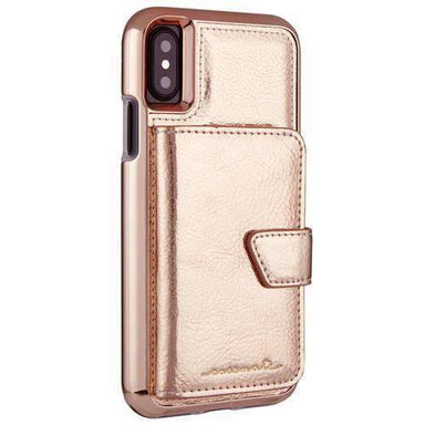 CaseMate - Compact Mirror Case for iPhone XS/X