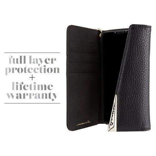 CaseMate - Wristlet Folio for iPhone XS/X / ケース - FOX STORE