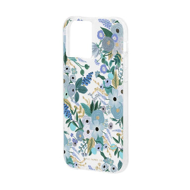 Rifle Paper Co. - Garden Party Blue for iPhone 12/12 Pro [ ブルー ]