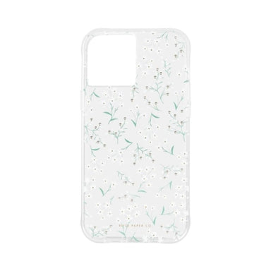Rifle Paper Co. - Embellished Petite Fleurs for iPhone 12 mini [ ホワイト ]