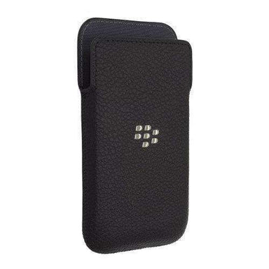 BlackBerry - BlackBerry Classic 純正 Leather Pocket case / ケース - FOX STORE
