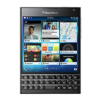 BlackBerry - 《OUTLET》Passport<当サイト限定特典をご確認ください> / 端末 - FOX STORE