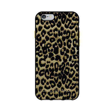 Rebecca Minkoff - CLEAR IML CASE Leapord Print for iPhone 8/7 - caseplay