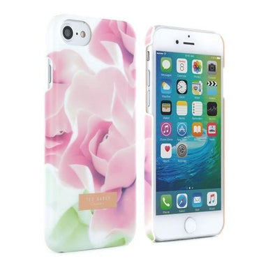 Ted Baker - ANNOTEI Soft Feel Hard Shell for iPhone SE 第2世代/8/7/6/6s