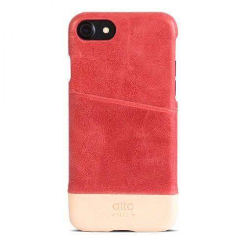 alto - Metro Leather Case for iPhone 8/7