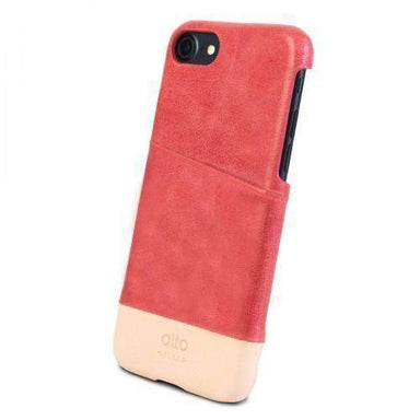 alto - Metro Leather Case for iPhone SE 第2世代/8/7