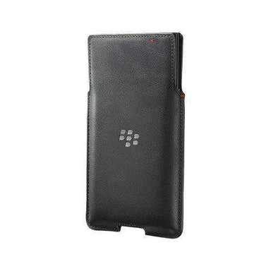 BlackBerry - BlackBerry PRIV 純正 Leather Pocket Case - caseplay