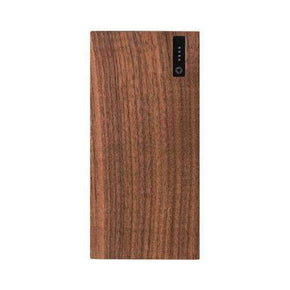 PowerPlant American Walnut Battery 12,000mAh USB Type-A - caseplay