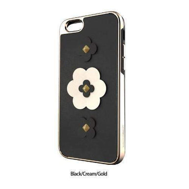 Rebecca Minkoff - GUITAR STRAP INLAY CASE Guitar Strap Flower for iPhone 8/7 / ケース - FOX STORE