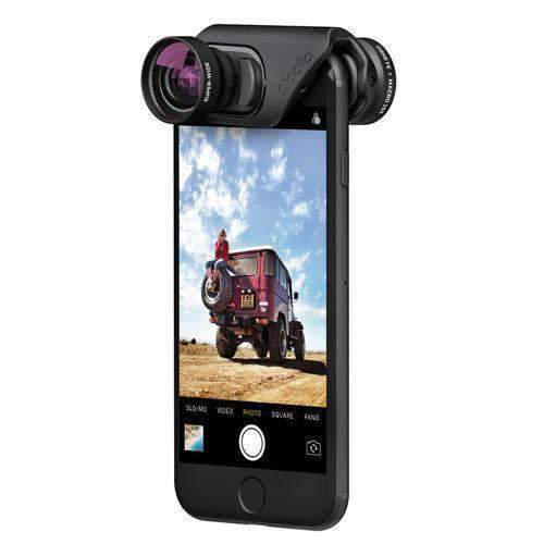 olloclip - Core Lens for iPhone 8/7/8 Plus/7 Plus / アクセサリー - FOX STORE