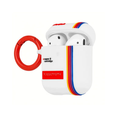 Case-Mate - Kodak - Clear Striped For AirPods - Default Title