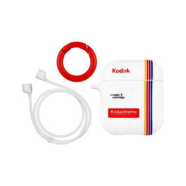 Case-Mate - Kodak - Clear Striped For AirPods