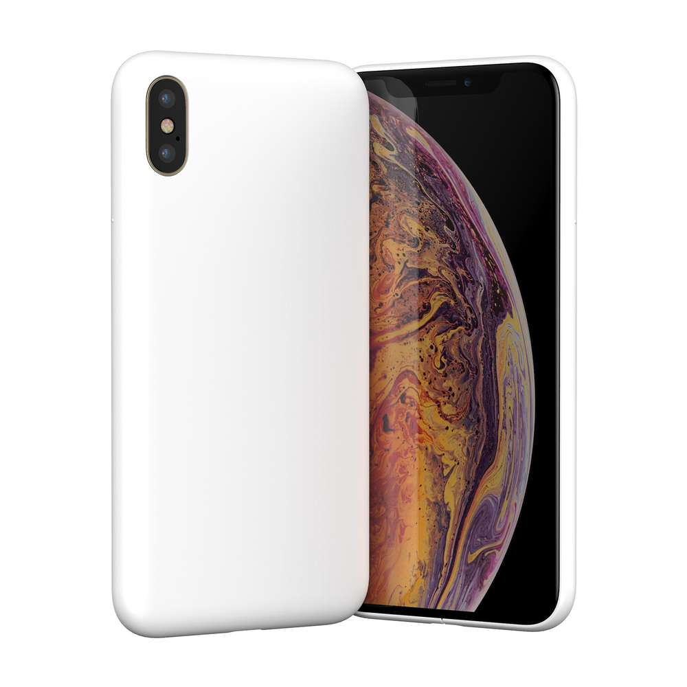 MYNUS - MATT CASE for iPhone XS / ケース - FOX STORE