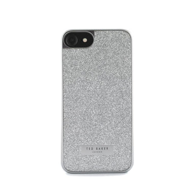 Ted Baker - SS17 Hard Shell For iPhone SE 第2世代/8/7- SILVER