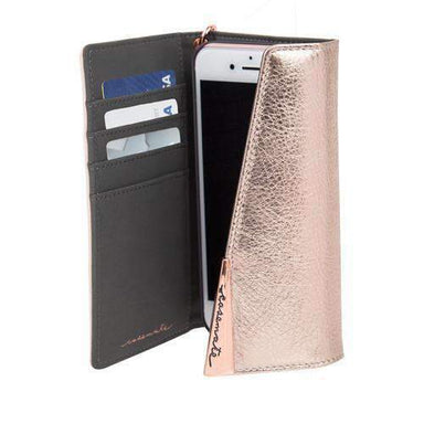 CaseMate - Wristlet Folio for iPhone SE 第2世代/8/7