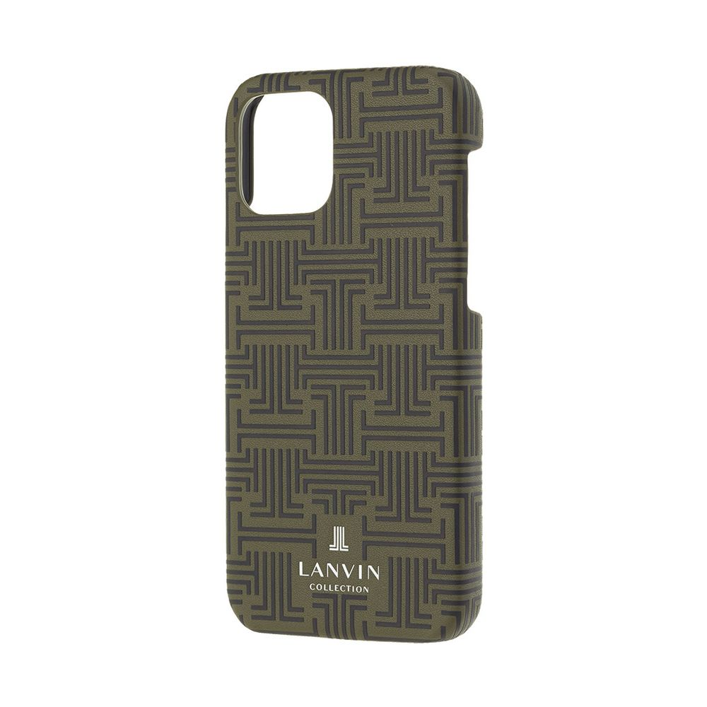 LANVIN COLLECTION - Slim Wrap Case Monogram for iPhone 11