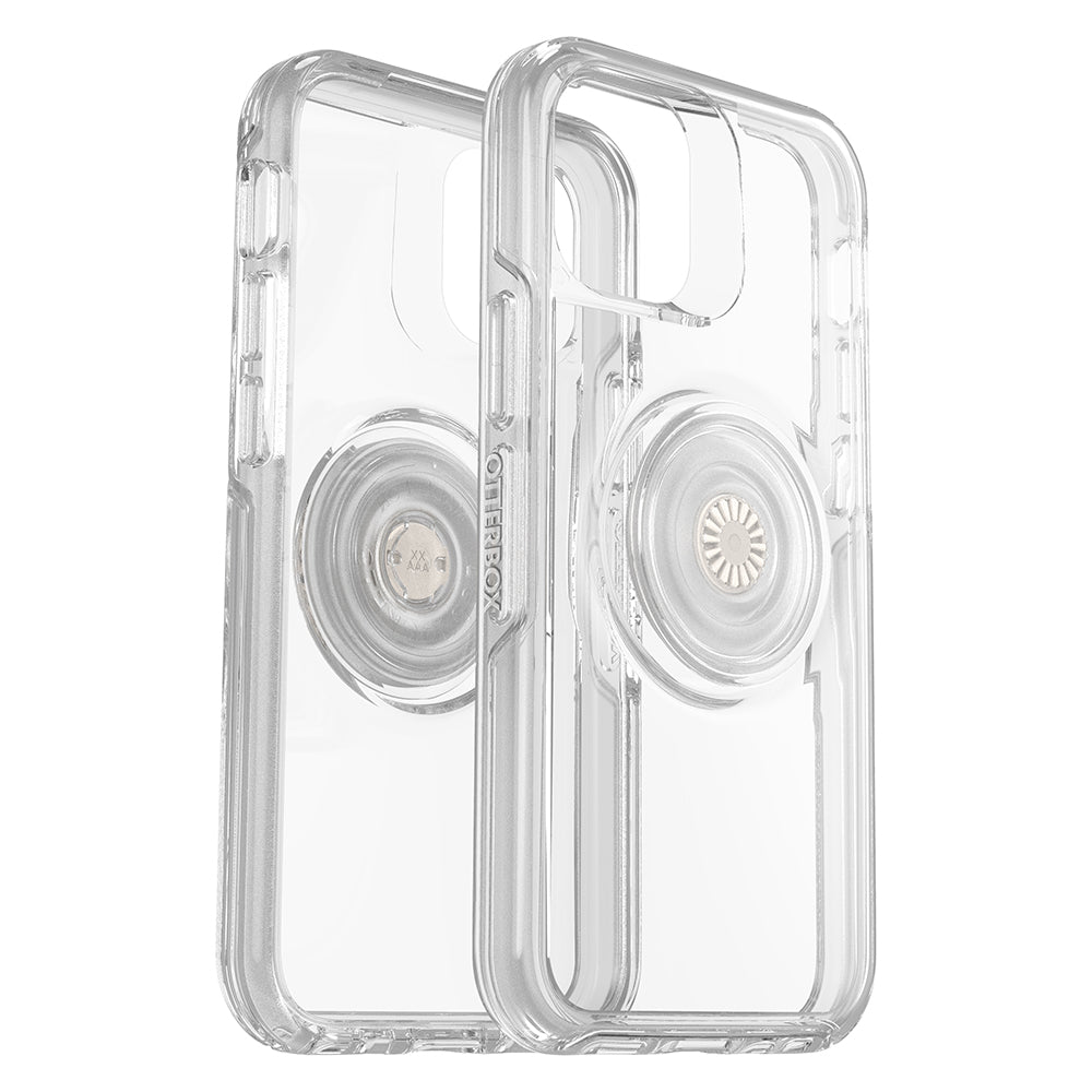 OtterBox - Otter + Pop Symmetry Series for iPhone 12 mini - CLEAR