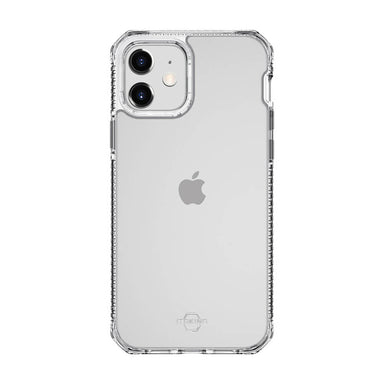 ITSKINS Hybrid CLEAR case for iPhone 12 mini [ Transparent ]