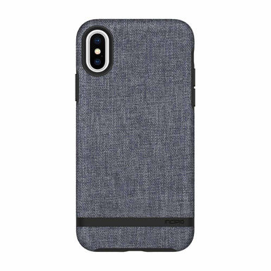 Incipio - Esquire Series Blue for iPhone XS/X - caseplay