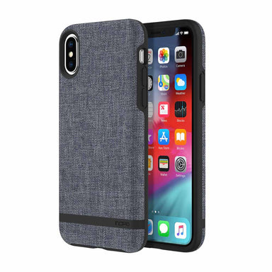 Incipio - Esquire Series Blue for iPhone XS/X