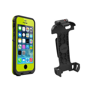 LIFEPROOF - FRE + 専用ベルトクリップ for iPhone SE/5s/5 [ Lime ] - Lime