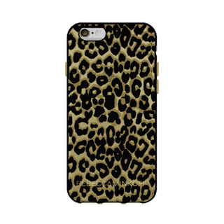 Rebecca Minkoff - CLEAR IML CASE Leapord Print for iPhone 8/7 / ケース - FOX STORE