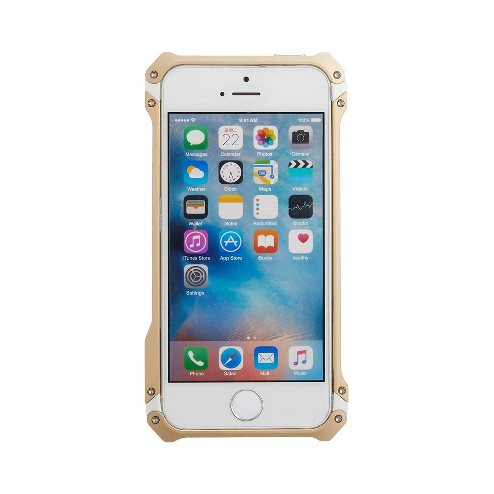 ELEMENTCASE - Gold COLLECTION Sector 5 Au for iPhone SE/5s/5