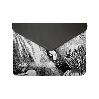 MOZO - MOOMIN Illustration Laptop Pouch 13-inch