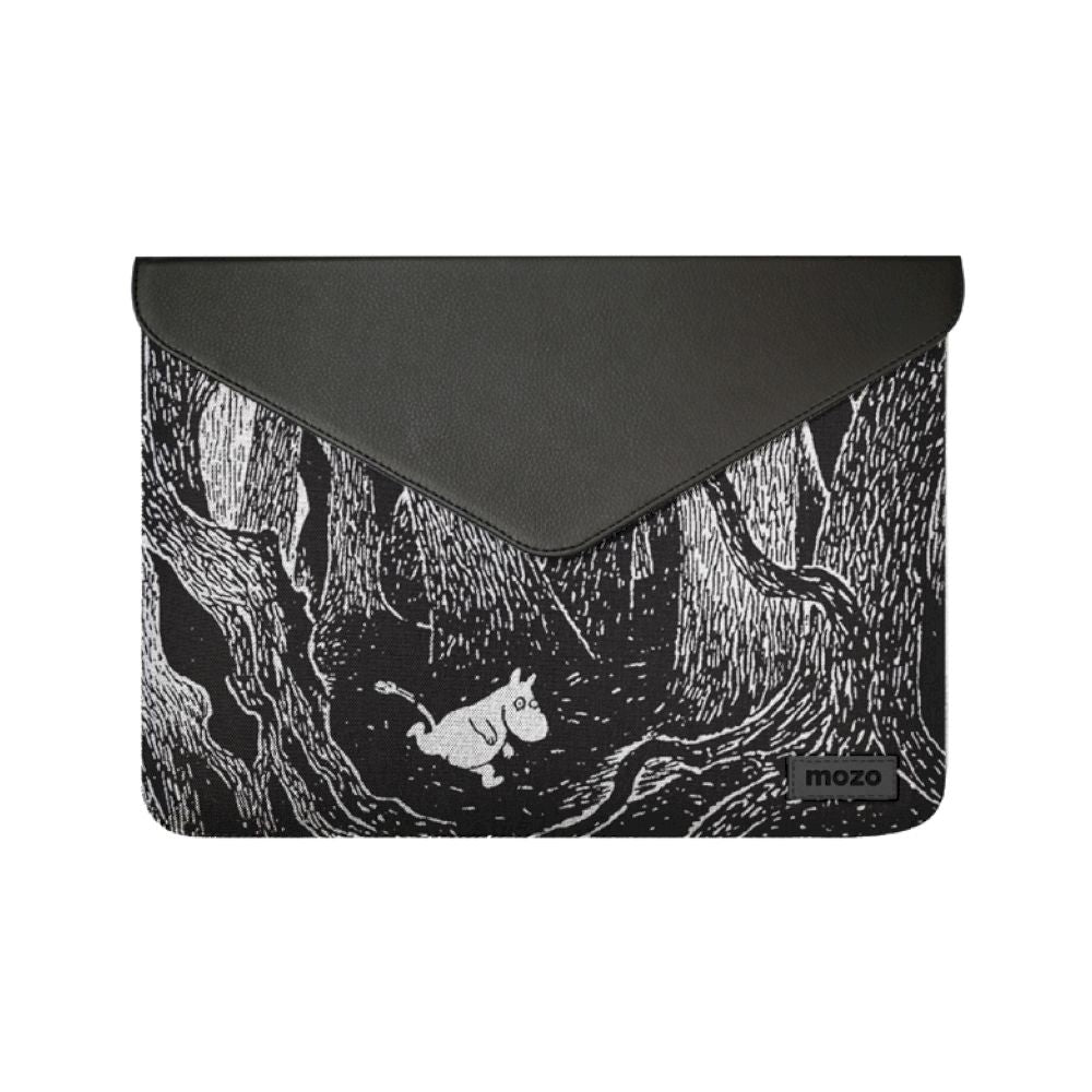 MOZO - MOOMIN Illustration Laptop Pouch 13-inch - Illustration 4