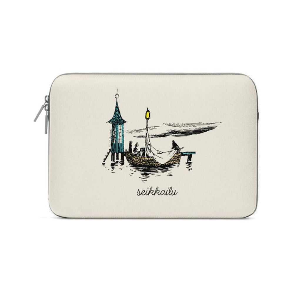 MOZO - MOOMIN Values Laptop Pouch 11-inch - Adventure