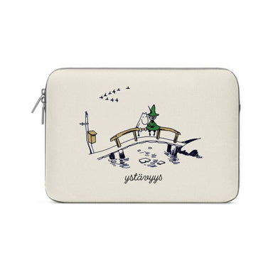MOZO - MOOMIN Values Laptop Pouch 15-inch