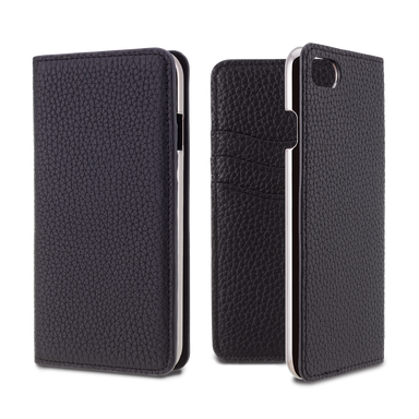 LORNA PASSONI - Leather Folio Case for iPhone SE 第2世代/8/7