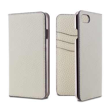 LORNA PASSONI - Leather Folio Case for iPhone 8/7 / ケース - FOX STORE