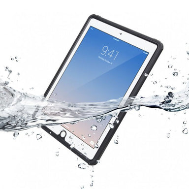ARMOR-X - Waterproof Case for New iPad 9.7 第6世代 WITH X-MOUNT ADAPTOR HAND STRAP