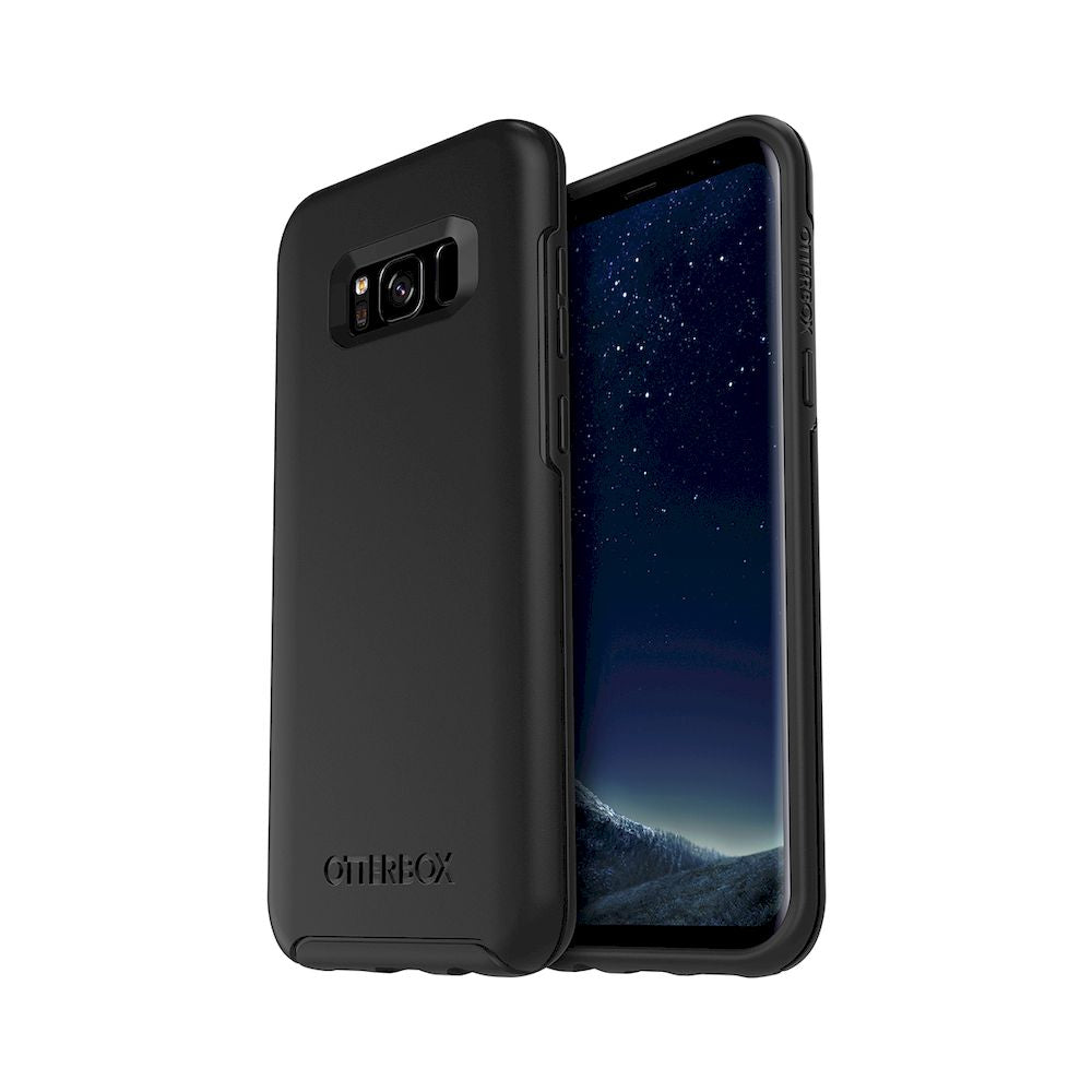 OtterBox - Symmetry Series For Galaxy S8+ - Black