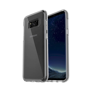 OtterBox - Symmetry Series Clear Case For Galaxy S8+ - Clear