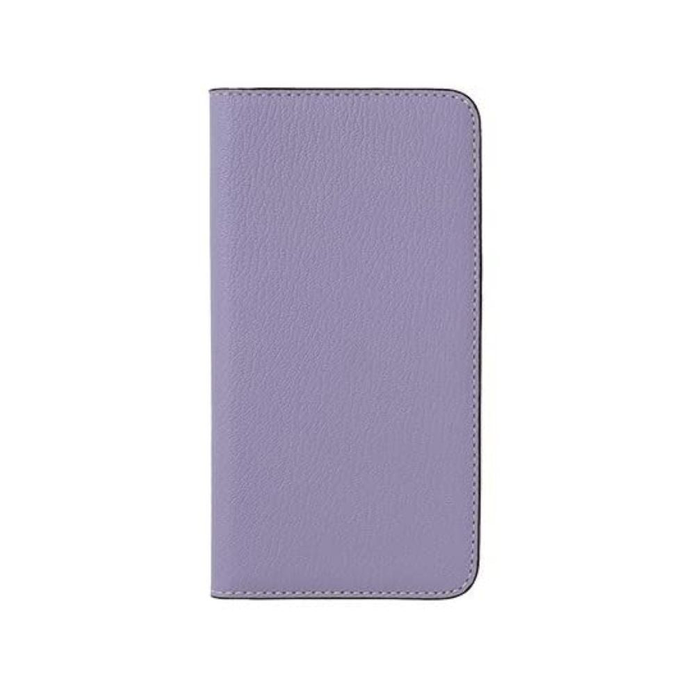 LORNA PASSONI - French Chevere Sully Leather Folio Case for iPhone XS/X