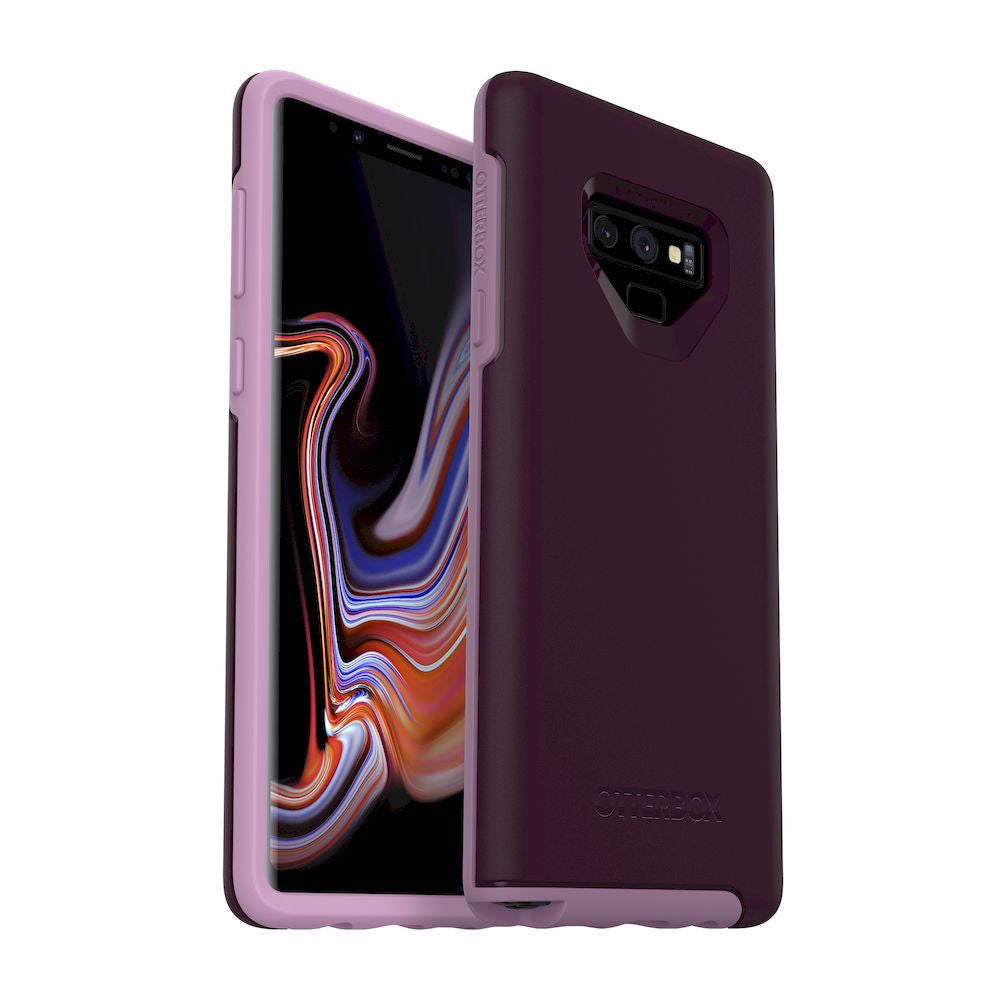 OtterBox - Symmetry Series For Galaxy Note 9 - Tonic Violet