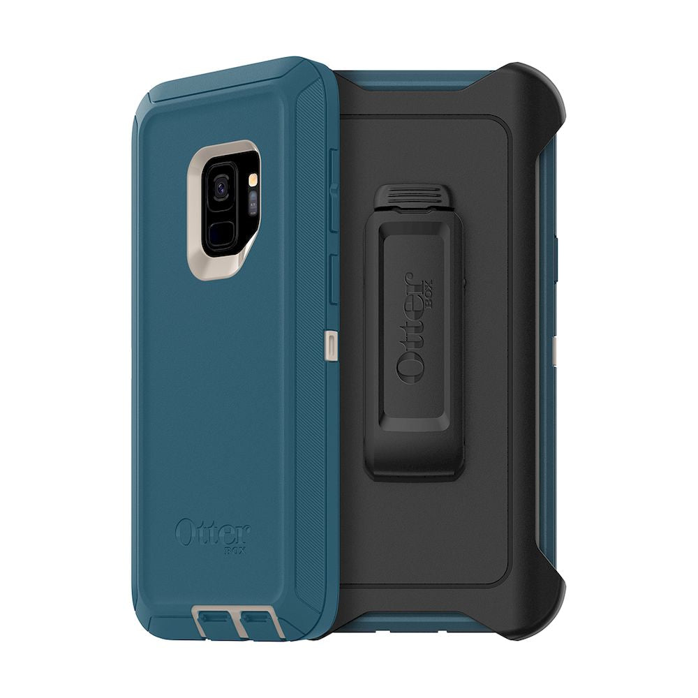 OtterBox - Defender Series Screenless Edition Case for Galaxy S9 - Big Sur