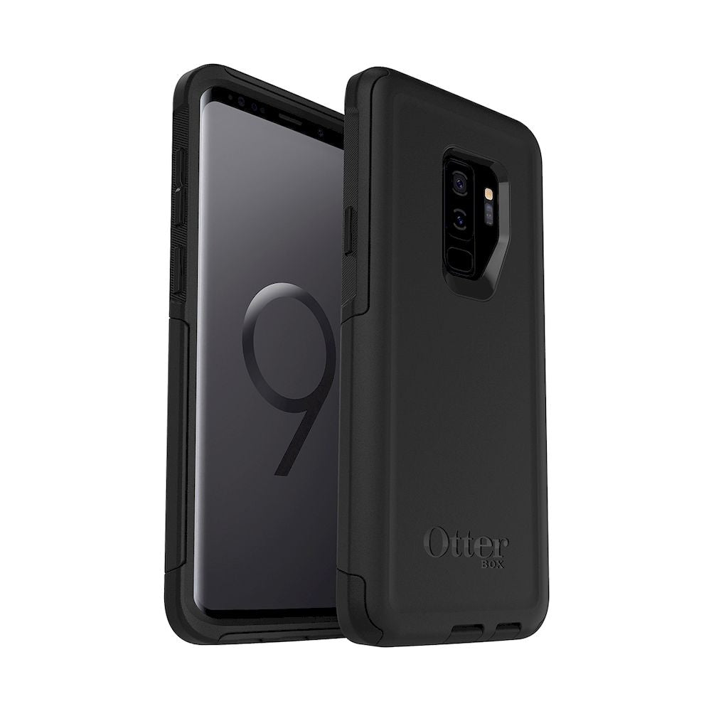 OtterBox - Commuter Series For Galaxy S9+ - Black