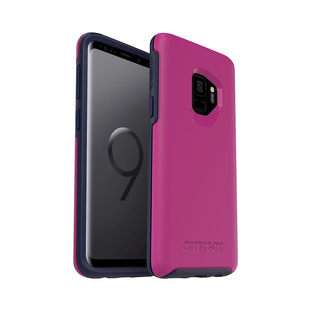 OtterBox - Symmetry Series For Galaxy S9 - Mix Berry Jam
