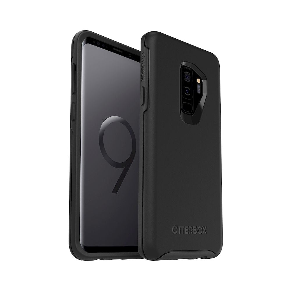OtterBox - Symmetry Series For Galaxy S9+ - Black