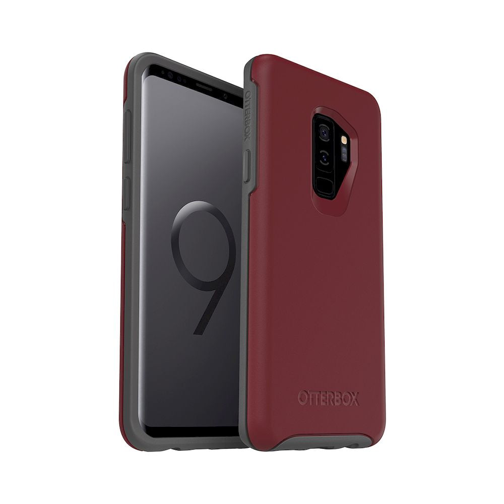 OtterBox - Symmetry Series For Galaxy S9+ - Fine Port