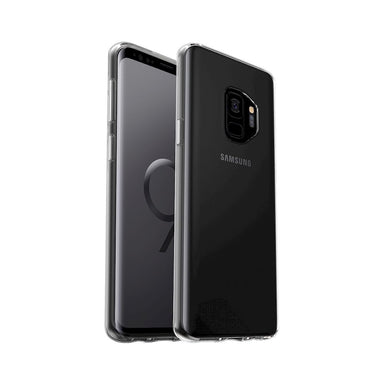 OtterBox - Symmetry Series Clear Case For Galaxy S9 - Clear