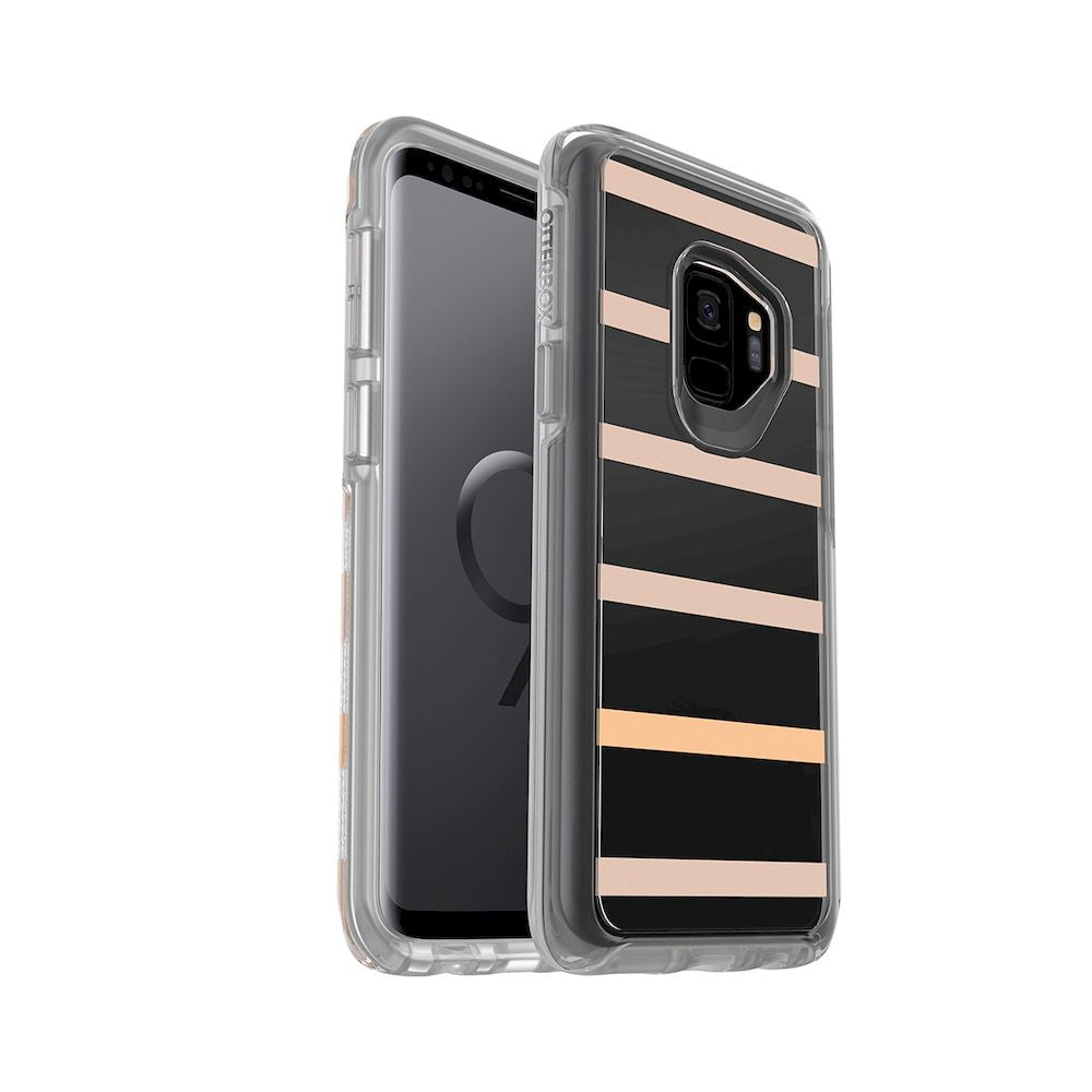 OtterBox - Symmetry Series Clear Case For Galaxy S9 - Inside The Line