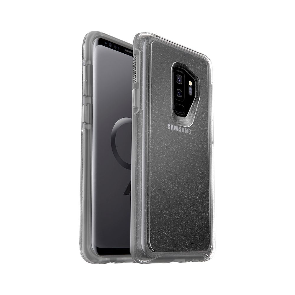 OtterBox - Symmetry Series Clear Case For Galaxy S9+ - Stardust