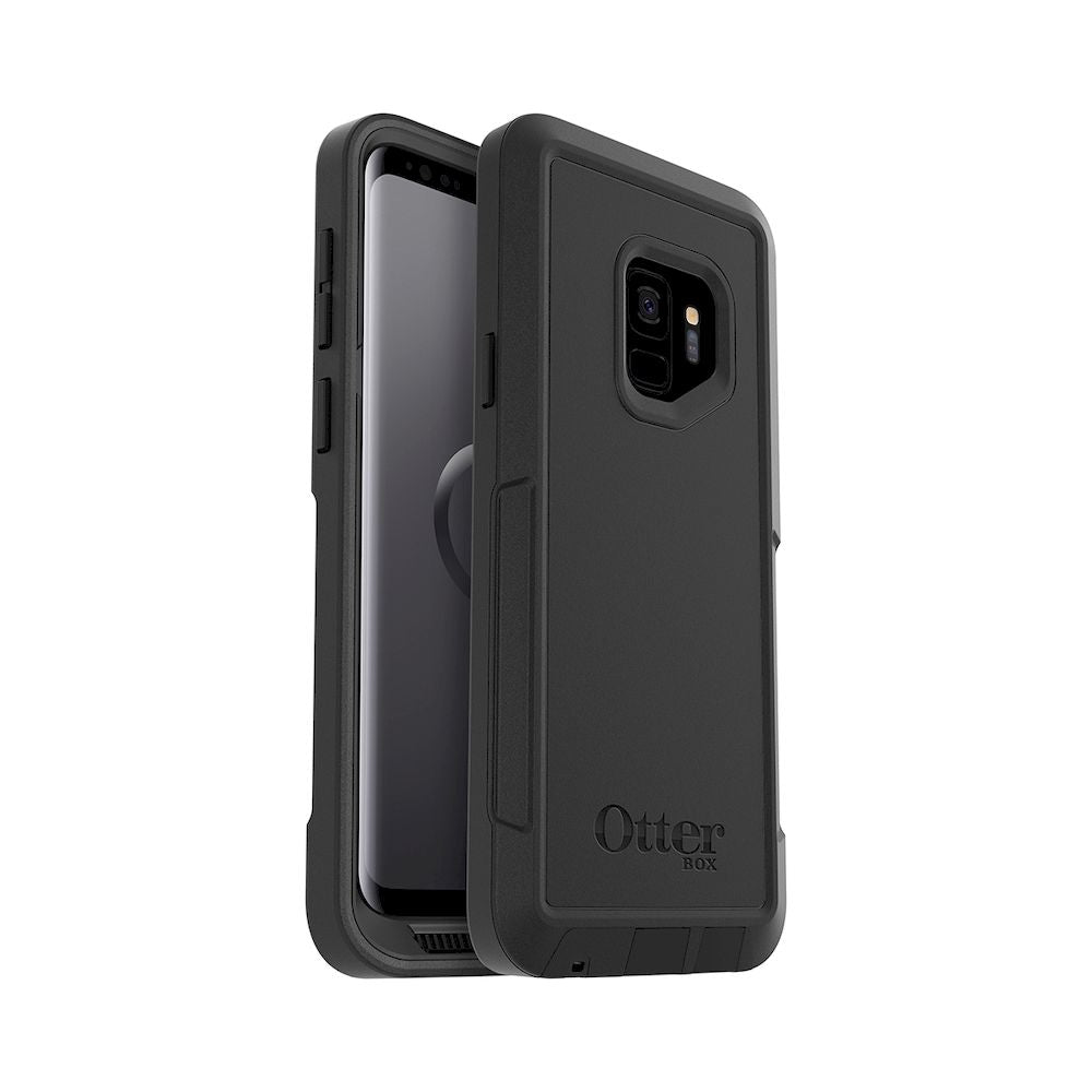 OtterBox - Pursuit Series For Galaxy S9 - Black